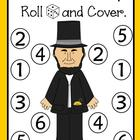 Presidents  Day/ Da Del Presidente Roll and Cover Games
