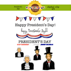 President&#039;s Day Digital Clip Art for Teachers