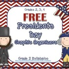 Presidents Day Graphic Organizers ***FREEBIE***