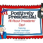 Presidents&#039; Day Literacy Packet Washington and Lincoln