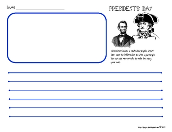 Presidents Day Main Idea Mix Up