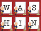 Presidents Day freebie Making Words- Presidents Day Lessons and Activities- with a link to a literacy center FREEBIE