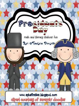 President's Day Mini Packet of Fun