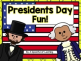 Presidents Day Mini Unit!