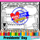 Presidents' Day Poster Activity