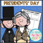 Presidents' Day ...Reading and Writing with Informational