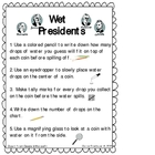 President&#039;s Day Sci Fri Activity {FREEBIE}