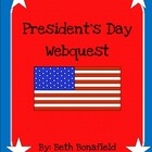 President&#039;s Day Webquest!