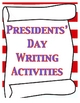 Presidents' Day Writing Activities/Printables
