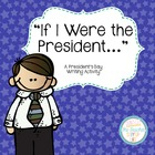 President's Day Writing Craftivity