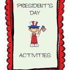 President&#039;s Day stuff