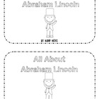 Presidents and U.S. Symbols Printable Books