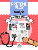 Pretend Play Props- Doctor