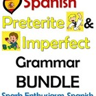 Preterite and Imperfect Grammar Packet in Spanish