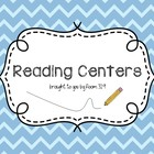 Primary Grade Reading &amp; Literacy Centers (Games &amp; Posters)