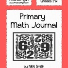 Primary Math Journal