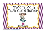 BlackFriday14 Primary Math Task Card Bundle