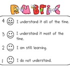 Primary Number Based Rubric
