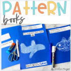 Primary Pattern Books Unit for Writer's Workshop