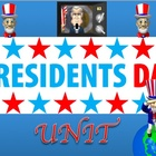 Primary President's Day Literacy Unit for February