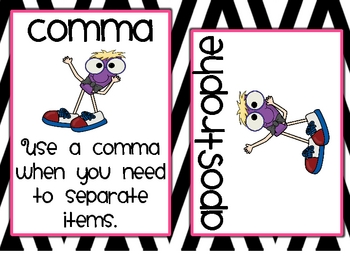 Primary Punctuation