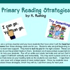 Primary Reading Strategies
