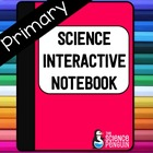 Primary Science Notebook Activities