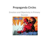 Primary Source Lesson Strategy: Propaganda Circles - Prese