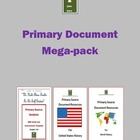 Primary Source and DBQ Mega-pack
