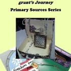 Primary Sources -- Suitcases:  An Immigrant's Journey