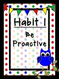 Primary dots 7 habits