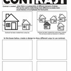 Principles of Art (Design) Worksheets (Canadian colour)