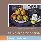 Principles of Art: History of Modern Art