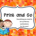 Print and Go Centers: Easy Set-up for Workstations