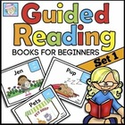 Printable Beginning Readers Set 1 of 3--10 Books, 40 pages