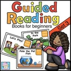 Printable Beginning Readers, Set 3 of 3--10 Books, 40 pages