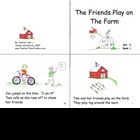 Printable Books for Beginning Readers Sample--Set 3 #1
