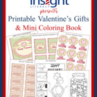 Printable Valentine&#039;s Gifts for Your Class