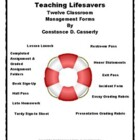 Printables: Teaching Lifesavers-Twelve Classroom Management Forms