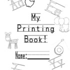Printing Practice book