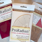ProRadian: Radian-Scale Protractors