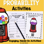 Probability Activities - Gumballs Galore!
