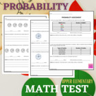 Probability Assessment - CCSS