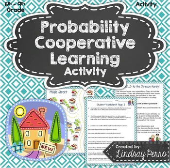 Probability  Cooperative Learning Activity