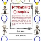 Probability Olympics Games, Lessons, Activities Common Cor