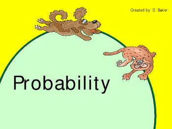 Probability Practice Power Point Presentation