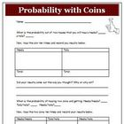 Probability, Volume, Mass, Percents Activities Common Core