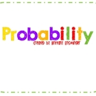 Probability Word Problem Cards
