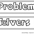 Problem Solvers - Conflict Resolution Strategies