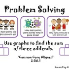 Problem Solving 3 Addends